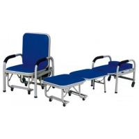 Buy cheap Medical Manual Foldable Hospital Recliner Chair Bed ALL Color Available product