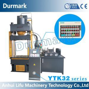 Buy cheap YTD32-315T hydraulic forming machine sheet metal hydraulic punching machine product