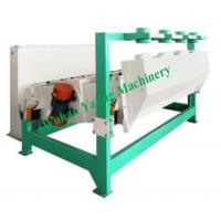 Buy cheap Stable Performance Grain Cleaning Machine Brown Rice Circular Vibrating Cleaning Screen product