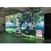 Buy cheap P3 Rental Led Display / Super Slim Led Screen Hire 192mmx 192mm Module dimension product
