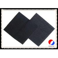 Buy cheap Black Activated Carbon Felt 1300-1400M2/g Specific Surface Area Mat in Protective Mask product