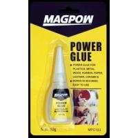 Buy cheap Mpc103 Daily Use Instant Power Adhesive, 502 Power Strong Glue, Magpow Cyanoacrylate Adhesive Power Glue product