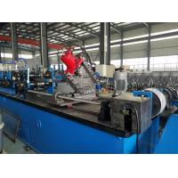 Quality Hydraulic Decoiler Rolling Shutter Strip Making Machine 550mm Steel Coil Width for sale