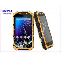 Quality Dual Cards IP68 Ruggedzid 4.3inch smartphone Dual Core IPS Screen for sale