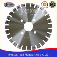 Buy cheap U Type 105-800mm Diamond Stone Cutting Blades Long Cutting Life from wholesalers