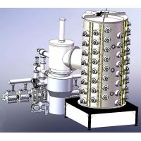 Buy cheap Stainless Steel Titanium Coating Machine , Large furniture PVD gold plating equipment product