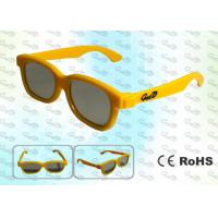 Buy cheap 3D TV Children style Circular polarized 3D glasses CP297GTS01C product