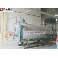 High Efficiency Customized Thermal Oil Boiler Large Combustion ...