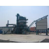 Buy cheap Anti - Blocking Screen Asphalt Batch Mix Plant Italy Oli Motor 80T Hot Aggregate Silo product