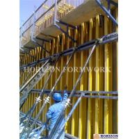 Buy cheap Top Scaffold Brackets Equipped On Wall Formwork Serving As Safety Platform product