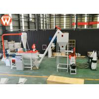 Buy cheap Small Poultry Feed Processing Plant Roller Feed Pellet Machine 30KW product