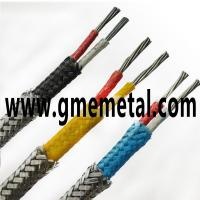 Buy cheap Outstanding Quality PVC Thermocouple Compensable Cable S Type SC SX product