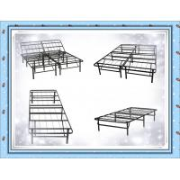 Buy cheap Foldable Metal Platform Bed Frame and Mattress Foundation - Twin product