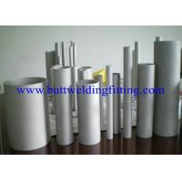 China Pickled Annealed Super Duplex SS Seamless Pipe ASTM A789 A790 UNS32750 S32760 on sale