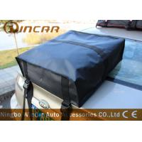 Buy cheap Travel Roof Storage Bag Large Capacity Black Color 1000d Dacron Mesh Material product
