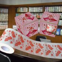 Buy cheap printed toilet paper coupons 2ply 3ply customized tissue paper china supplier product