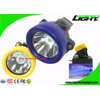 Buy cheap Waterproof 5000Lux Wireless Mining Light with Li-Ion Battery 191g product