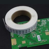 Buy cheap High Temperature Labels/ Polyimide PCB Labels / Heatproof Adhesive Stickers/ PCB Barcode Labels product