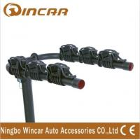 Buy cheap Automobile Trailer Ball Bicycle Rack Rear Mounted 3 Bike Bicycle Carrier product