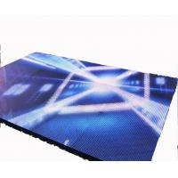 Buy cheap P3.91 High Brightness 5mm Dance Floor LED Screen for Wedding Party product
