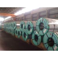 China Chromed Regular Spangle SQCC Galvanized Steel Roll With SGS Certificate on sale