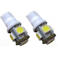 Buy cheap T10 5 SMD 5050 from wholesalers