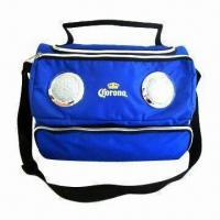 Buy cheap Deluxe Cooler Bag with Dual Speakers product