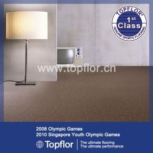 China Cheap vinyl flooring/sponge vinyl flooring on sale