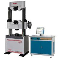 Buy cheap Three Phases Computerised Universal Testing Machine With Hydraulic Clammping product