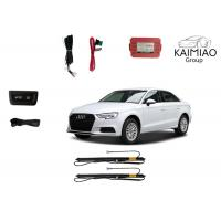 Audi A3 Sedan Aftermarket Power Liftgate Kit Smart Electric Tailgate
