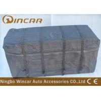 Buy cheap 600d Oxford Fabric Roof Luggage Rack , Waterproof Roof Storage Bag With Logo product