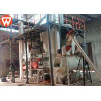 Buy cheap Complete Pellet Crusher Poultry Feed Machine Grading Sieve Equipment product