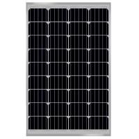 China 36 cells polycrystalline solar panels 110w small pv module size on sale