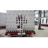 Buy cheap 2650x2600x2900mm Glass Loading Machine Mitsubishi PLC Control 100L/Min Air Consumption product