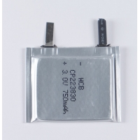 Buy cheap RoHS 3.0 V CP223830 400mAh Lithium Pouch Cell product