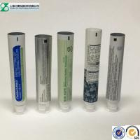 Buy cheap Laminated Cosmetic Tube Small Airless Empty Toothpaste Containers Round / Oval from wholesalers