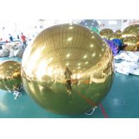 China Decoration PVC Material Inflatable Mirror Balloon For Bars , Concerts on sale