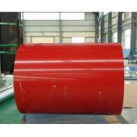 Buy cheap CGCC , CGLCC Aluzinc Painted Steel Coil Anti Impact For Construction Materials product