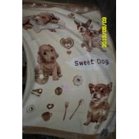 Buy cheap 100% Polyester Single Bed Blankets With Sigle Printed 140X200CM product