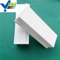 Buy cheap high hardness and purity grinding aluminium oxide plate with low price product