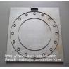 Buy cheap Large board silicon gasket steel cutting dies, rubber gasket steel die cutters from wholesalers