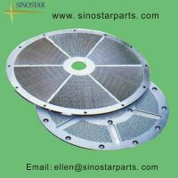 Buy cheap paper processing machinery stainless screen plate product