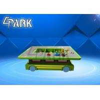 Buy cheap Kids paradise Safety robots toys Variety Cartoon Building Block Car table puzzle from wholesalers