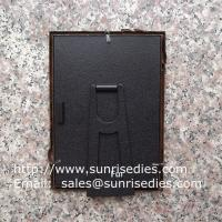 Metal rose picture frames factory