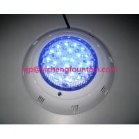 Buy cheap Plastic Underwater Swimming Pool Lights LED Type / Halogen Type For Concrete Pools product