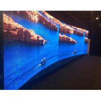 Buy cheap Full Color P3 Indoor LED Video Wall Display Electronic Image product