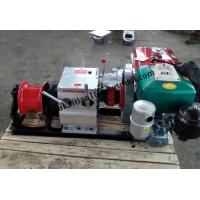 Buy cheap China Powered Winches, best factory Cable Winch,ENGINE WINCH product
