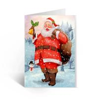 Buy cheap Colored 3D Lenticular Card Happy Birthday 3D Greeting Birthday Cards product