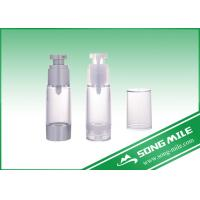 Buy cheap Cheap Transparent 15ml PP Plastic Cosmetic Airless Bottle product