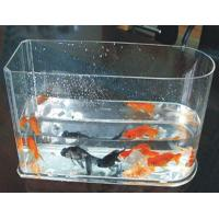 Buy cheap 5 / 10 Gallon Custom Acrylic Fish Tank With Simple Arch For Home product